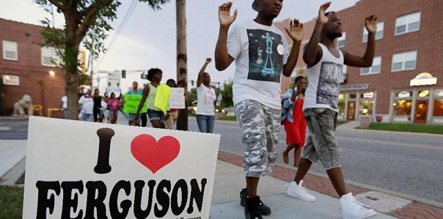Predictions for Ferguson