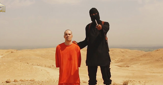 What if ISIS Publicly Beheaded an American in the United States?