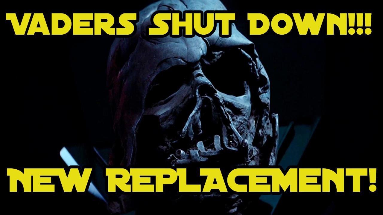 Vader Streams IPTV Service Shut Down